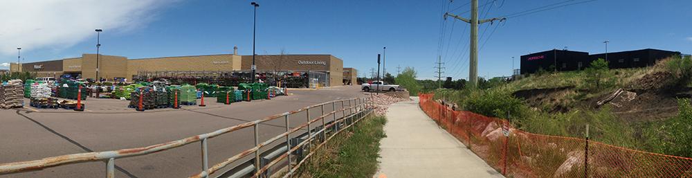 Walmart and porsche