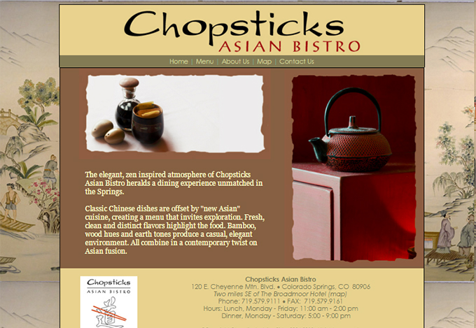Chopsticks Asian Bistro