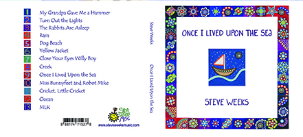"""Once I Lived Upon the Sea"" outside cover"